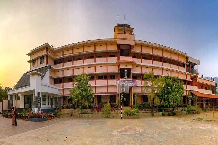 Alphonsa English Medium School-Campus Building