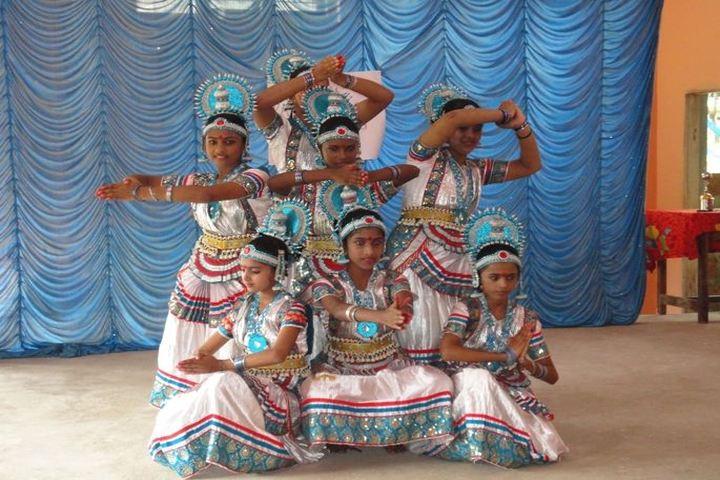 Alphonsa English Medium School-Cultural Event