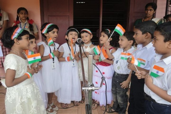 Alphonsa English Medium School-Kids Activity