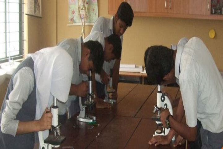 Amal Public School-Biology Lab