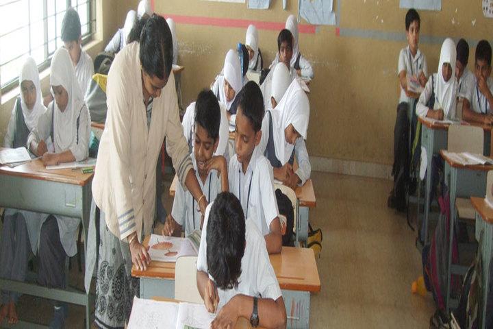 Amal Public School-Classroom