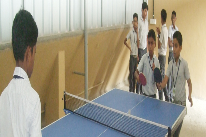 Amal Public School-Indoor Games