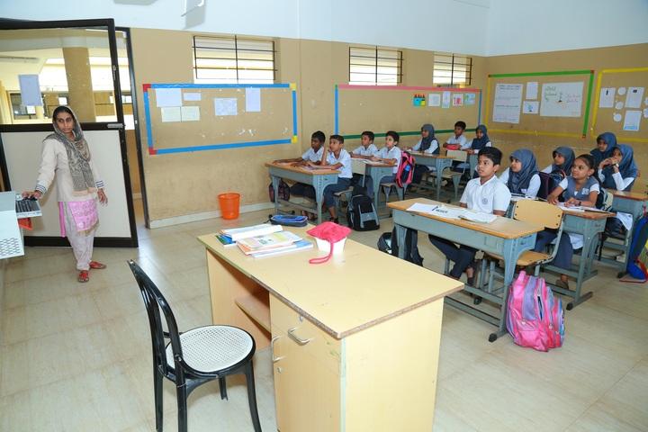Amal Public School-Smart Classroom