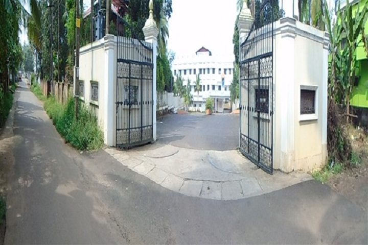 Amala Mary Rani Public School-Campus-Front-View