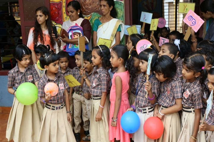 Ambika English Medium School-Kids Activity