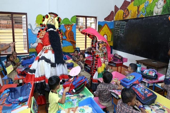 Ambika English Medium School-Activity