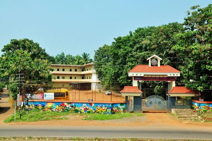 Ambika English Medium School-Campus