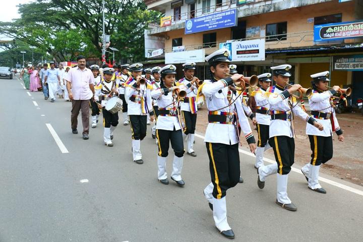 Ambika English Medium School-School Band