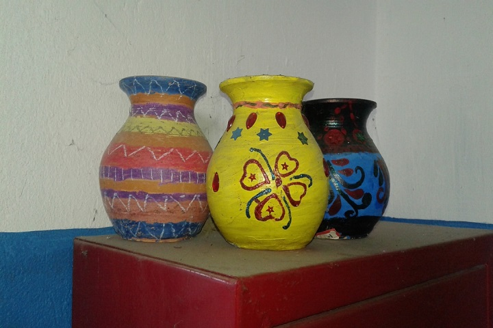 Kendriya Vidyalaya-Art Work