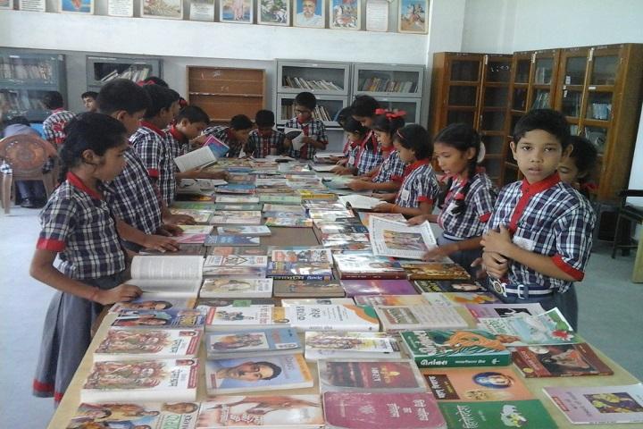 Kendriya Vidyalaya-Book Fair