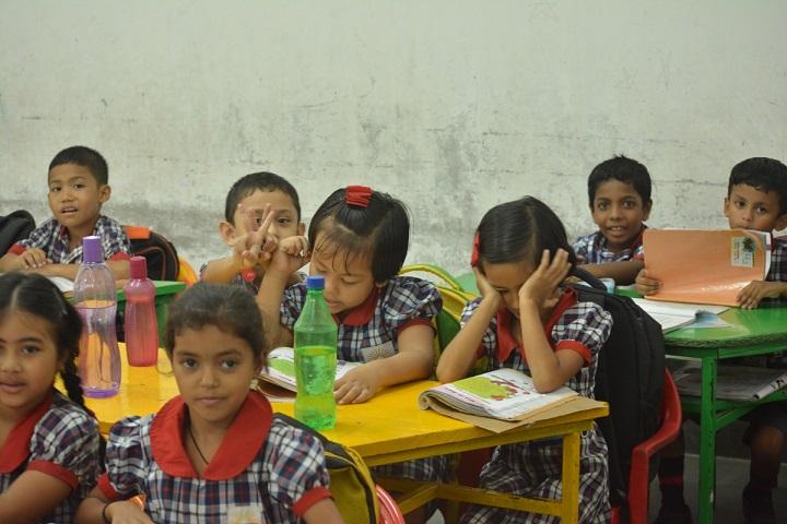 Kendriya Vidyalaya-Primary Class