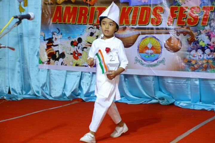 Amrita Vidyalayam-Kids Fest