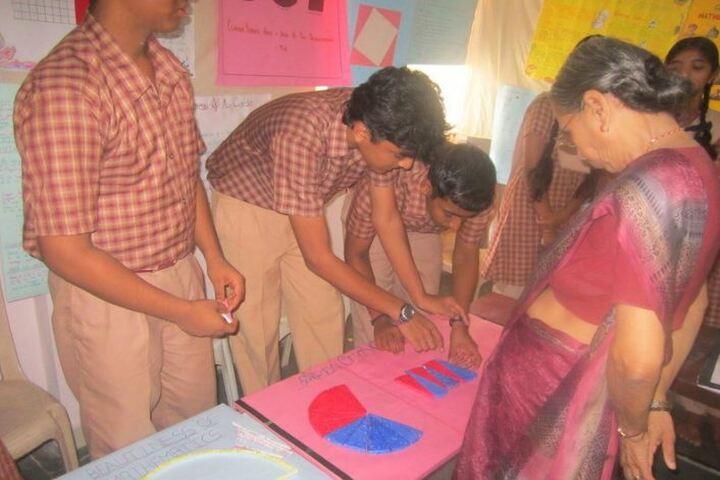 Amrita Vidyalayam-Maths Club