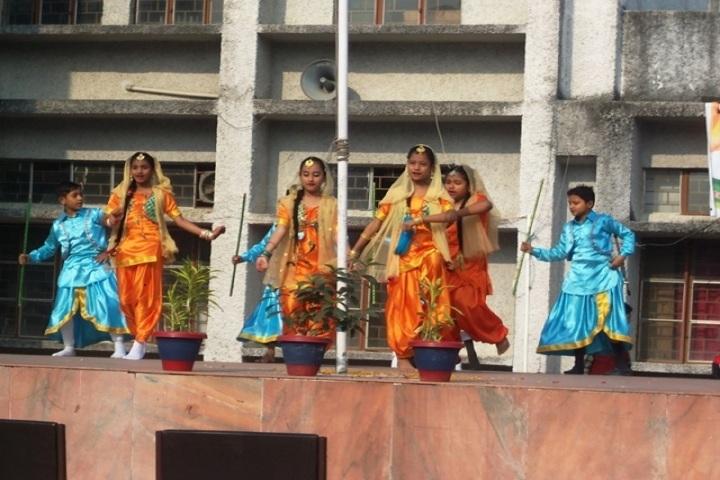 Kendriya Vidyalaya Nagaon -Dance Performance