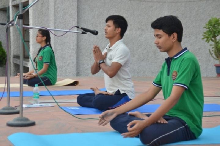 Kendriya Vidyalaya Nagaon- Yoga