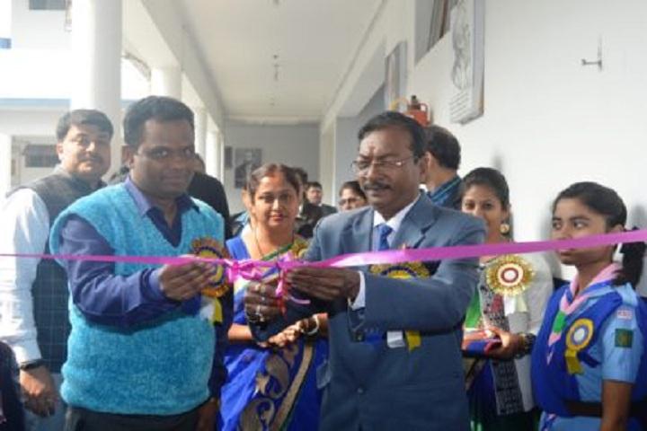 Kendriya Vidyalaya Nagaon-Opening exhibition