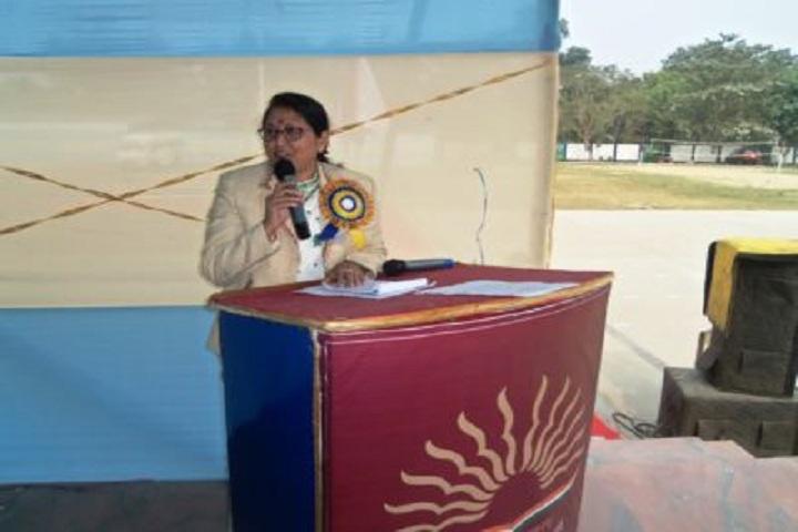 Kendriya Vidyalaya Nagaon-Speech