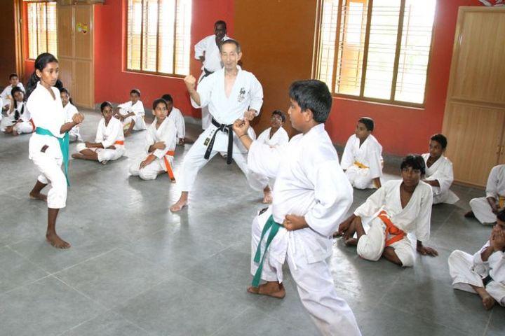 Amrita Vidyalayam-Karate