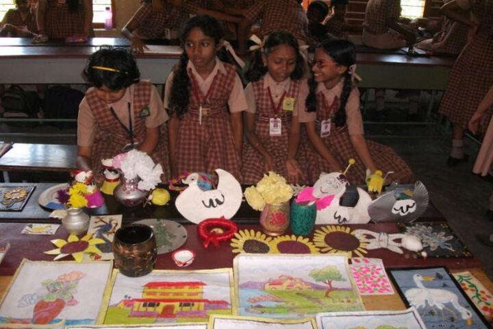 Amrita Vidyalayam-Art Exhibition