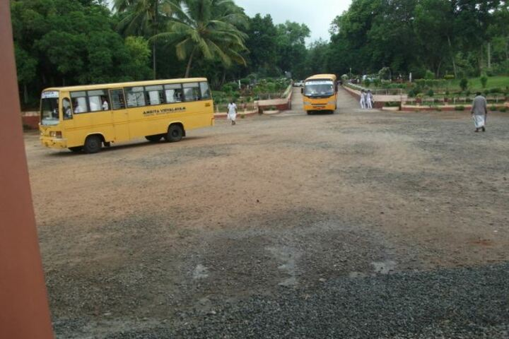 Amrita Vidyalayam-Playground