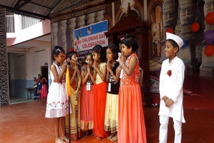 Amrita Vidyalayam-Childrends Day
