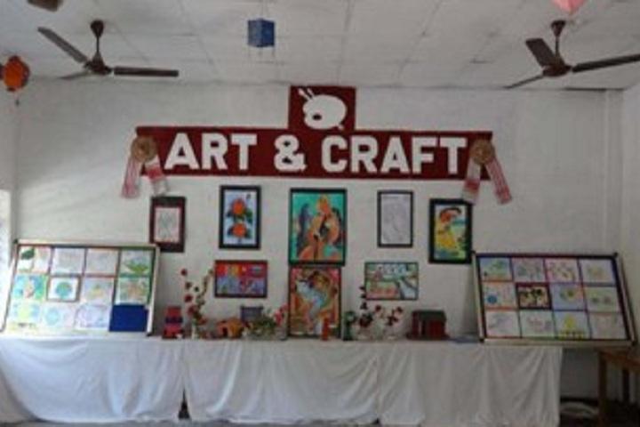 kendriya vidyalaya-Art & Craft