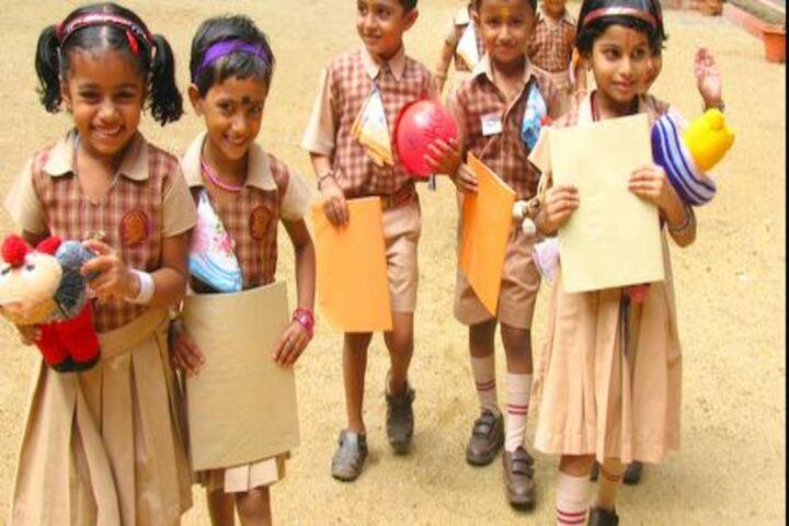 Amrita Vidyalayam-Kids Activity