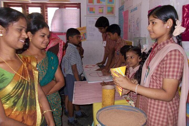 Amrita Vidyalayam-School Exhibition