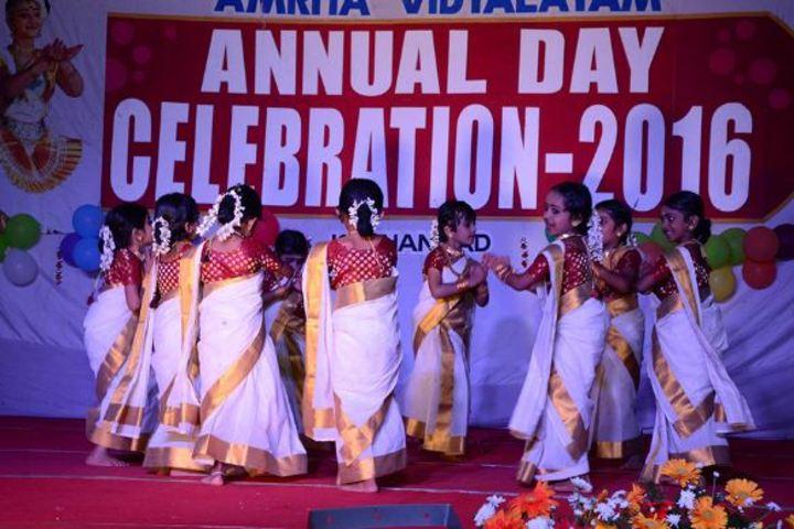 Amrita Vidyalayam-Annual Day