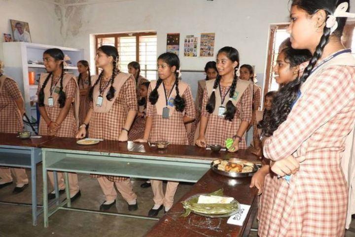 Amrita Vidyalayam-Food Exhibition