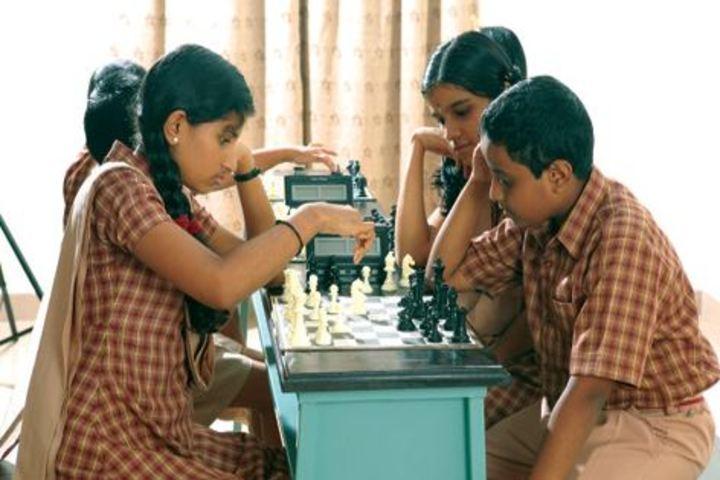 Amrita Vidyalayam-Indoor Games