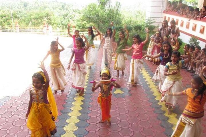 Amrita Vidyalayam-Janmashtami Celebration
