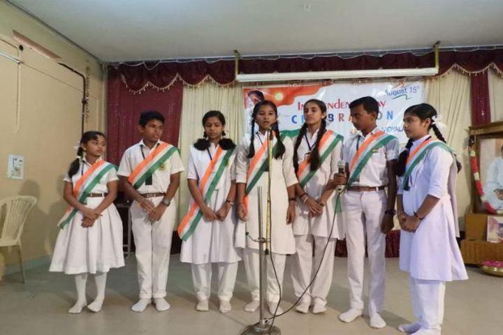 Amrita Vidyalayam-Singing Competition