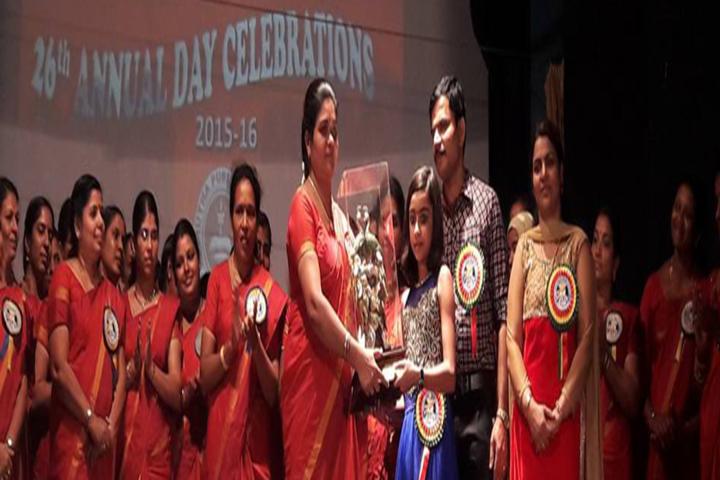 Amrutha Public School-Annual Day
