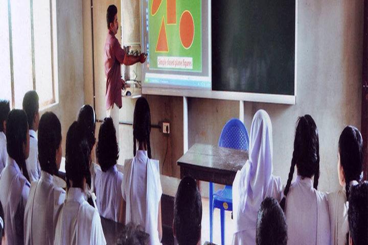 Amrutha Public School-Classroom