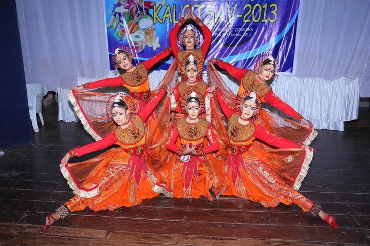 Amrutha Public School-Cultural Event