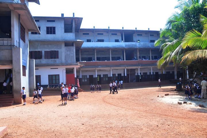 Amrutha Public School-School Building