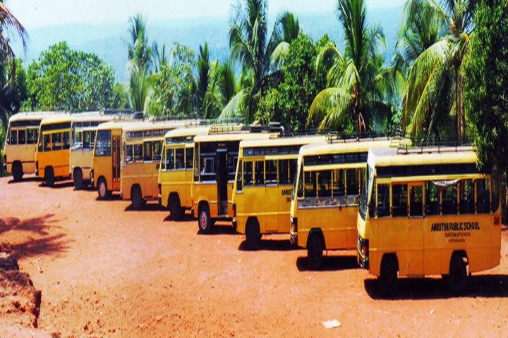 Amrutha Public School-Transportation