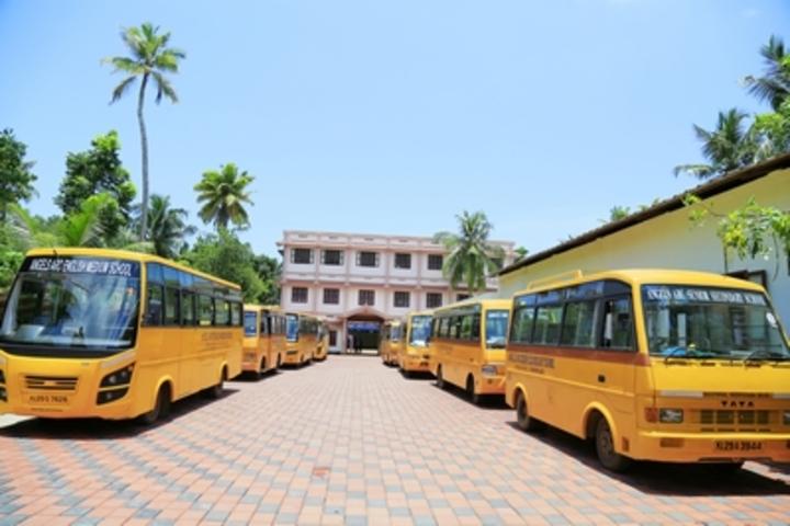 Angels Arc English Medium School-Transport