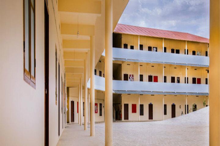 Anns English Medium School-Campus