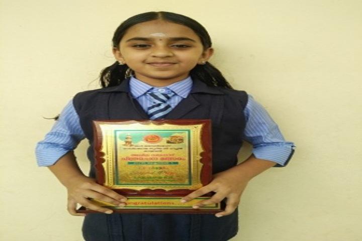Anns English Medium School-Prizes in Drawing