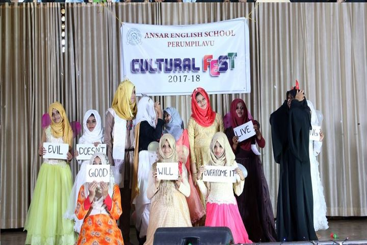 Ansar English School-Cultural Fest