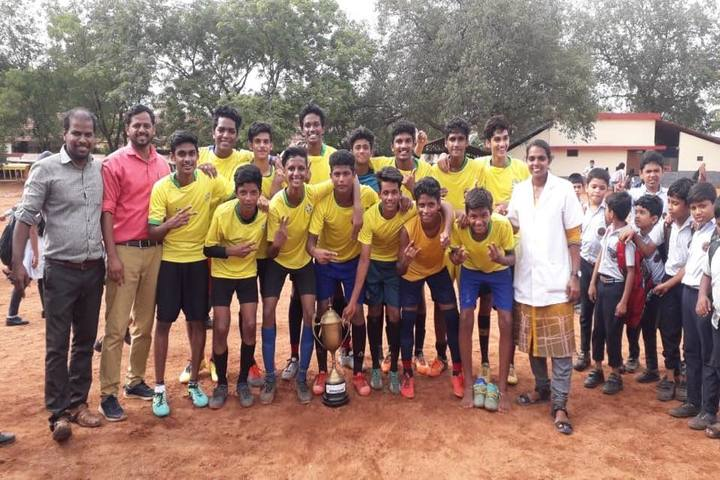 Ansar English School-Sports Team