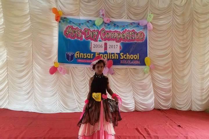 Ansar English School-Arts Day