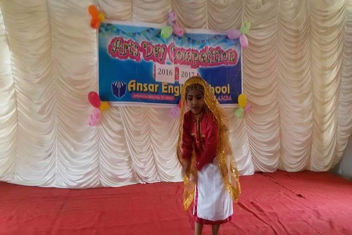 Ansar English School-Dances3