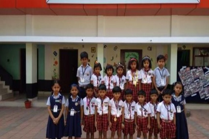Ansar English School-Medals