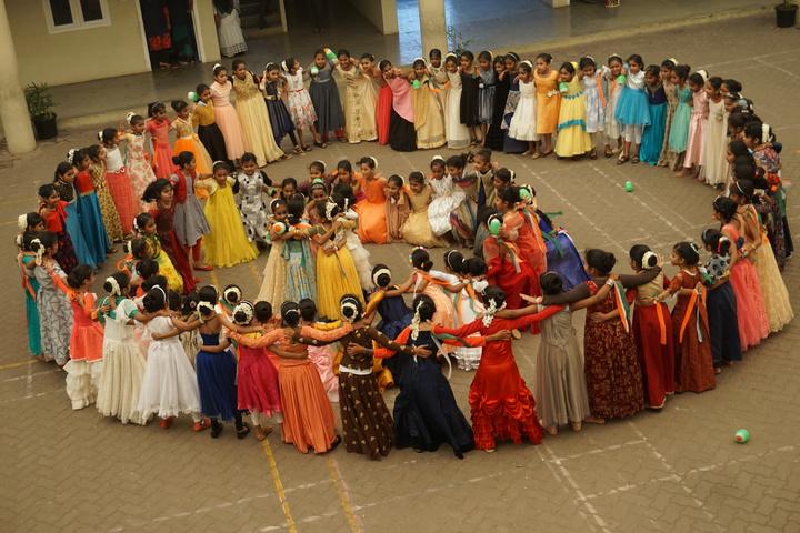 Apsara Public School-Activities