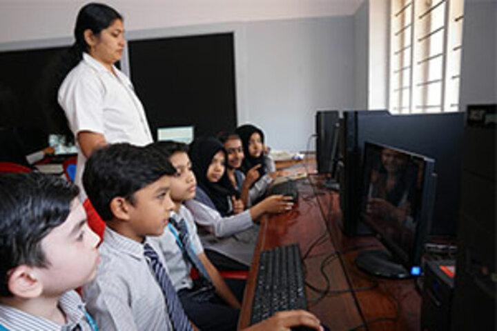 Apsara Public School-Computer Lab