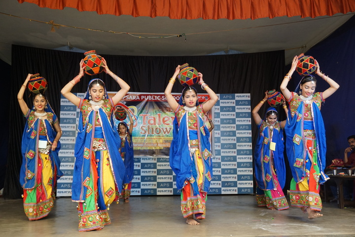 Apsara Public School-Dance Performance