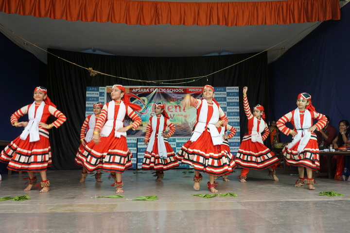 Apsara Public School-Dances